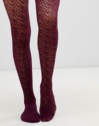 Gipsy Peacock Feather Tights Navy