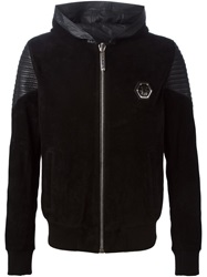Philipp Plein 'Diamond Skull' Jacket Black