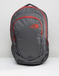 The North Face Vault Backpack In Gray Gray