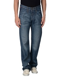 Rogan Denim Denim Trousers Men Blue