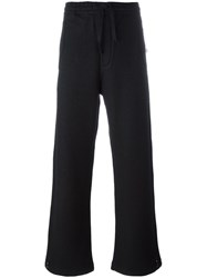 Mhi Maharishi Wide Leg Trousers Black
