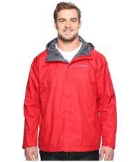 Columbia Watertight Ii Jacket Extended Mountain Red Men's Coat