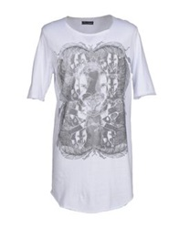 Bad Spirit T Shirts White