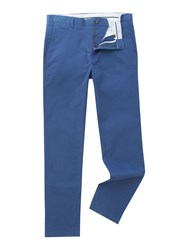 Linea Chelsea Regular Fit Chino Trousers Petrol
