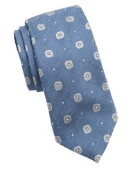 Vince Camuto Geometric Dot Tie Navy