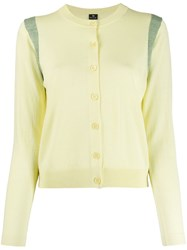 Paul Smith Ps Long Sleeve Fitted Cardigan 60