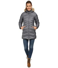 Marmot Montreal Coat Steel Onyx Women's Coat Gray