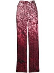 F.R.S For Restless Sleepers Patterned Straight Leg Trousers 60