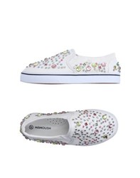 Manoush Footwear Low Tops And Trainers Women