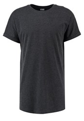 Urban Classics Basic Tshirt Charcoal Dark Grey