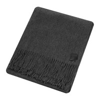Zoeppritz Since 1828 Imagine Cashmere Blanket 130X180cm Anthracite