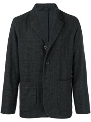 Casey Casey Relaxed Fit Blazer Grey