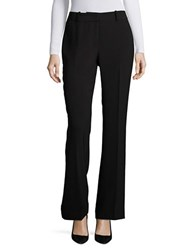 Karl Lagerfeld Refined Stretch Suiting Trousers Black