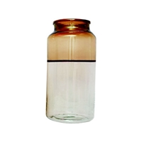 Colorblock Apothecary Jar 20L In Home Features New Arrivals At Terrain