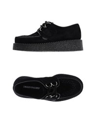 Underground Footwear Lace Up Shoes Men