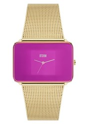 Storm Zila Gold Watch