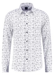 Bertoni Bobby Shirt Cloud Dancer White