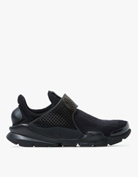 Nike Sock Dart In Black Black Volt