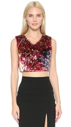Thakoon Cropped Shell Multi