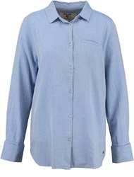 Garcia Cotton Shirt Blue