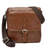 Fossil Davis Ns City Light Brown