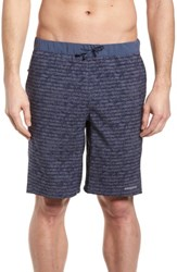 Patagonia Terrebonne Shorts Rugby Rock Dolomite Blue