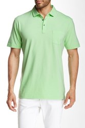 Peter Millar Seaside Wash Solid Polo Contemporary Fit Shirt Multi