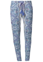 Buffalo Trousers Multi Multicoloured