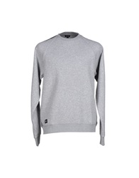 Lrg Sweatshirts Light Grey