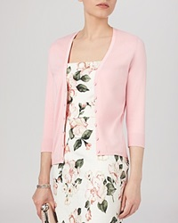 Phase Eight Cardigan Elin Soft Pink