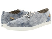 Reef Deck Hand 2 Tx Grey White Men's Lace Up Casual Shoes Gray