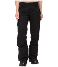 686 Authentic Mistress Insulated Pants Black Diamond Dobby Women's Casual Pants