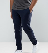 D Struct Plus Horizontal Rib Joggers Navy