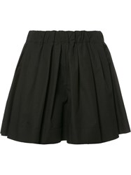 Marc Jacobs A Line Shorts Black