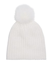 Magaschoni Fur Trim Hat