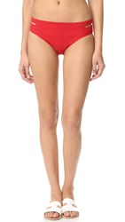 Alexander Wang Swimsuit Bottoms Vermillion