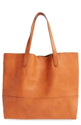 Sole Society 'Oversize' Faux Leather Shopper