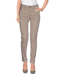 Nero Giardini Trousers Casual Trousers Women Dove Grey