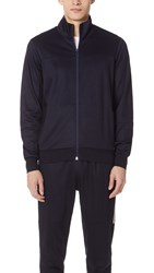 Paul Smith Ps By Regular Fit Track Jacket Navy
