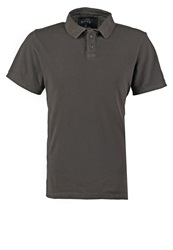 Tom Tailor Denim Vagabond Polo Shirt Old Black Anthracite