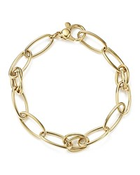 Bloomingdale's 14K Yellow Gold Layered Link Bracelet 100 Exclusive