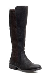 Brn Women's B Rn Geo Stretch Engineer Boot