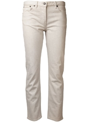 The Row 'Norland' Jean Nude And Neutrals