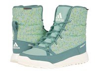 Adidas Cw Choleah Insulated Cp Ice Green Vapour Steel Chalk White Women's Cold Weather Boots