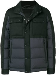 Tatras Patch Pocket Jacket Black