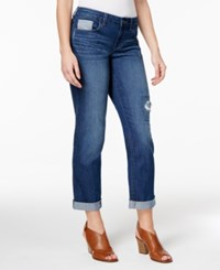 Styleandco. Style Co. Ripped Malibu Wash Boyfriend Jeans Only At Macy's