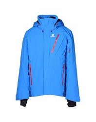Salomon Coats And Jackets Jackets Men Bright Blue