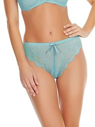 Freya Fancies Brazilian Briefs Reef Blue