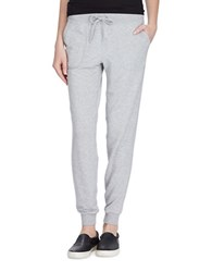 Lauren Ralph Lauren Straight Leg Jogger Pants Grey