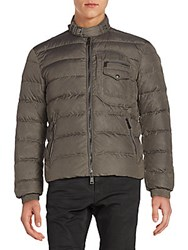 Ralph Lauren Down Puffer Jacket Speed Grey